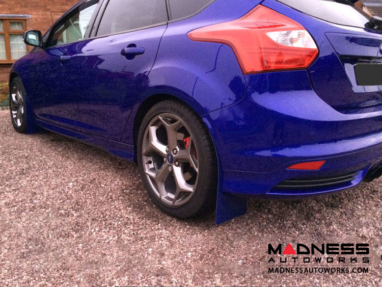 Focus St Mud Flaps >> Ford Ford Focus St Mud Flaps By Rallyflapz 4 Spirit