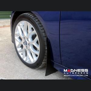 Ford Focus ST Mud Flaps by RallyFlapZ (4) - Black (2011 - 2017)