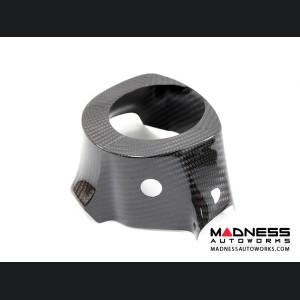 Nissan GT-R R35 Steering Wheel Shroud - Carbon Fiber