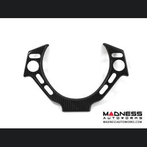 Nissan GT-R Steering Wheel Trim Cover in Carbon Fiber
