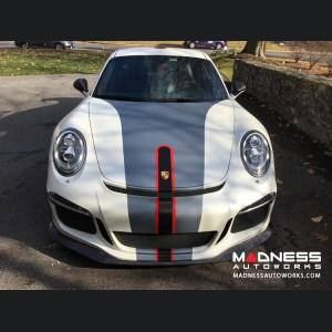 Porsche 911 (GT3) Front Spoiler - Carbon Fiber