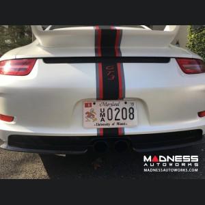Porsche 911 (GT3) Rear Diffuser - Carbon Fiber