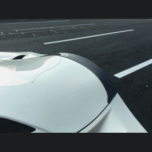 Alfa Romeo 4C Carbon Fiber Spider Rear Spoiler