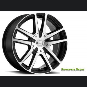 "Jeep Renegade Custom Wheels by Raceline - 145M - 17""x7.5"" - Encore"