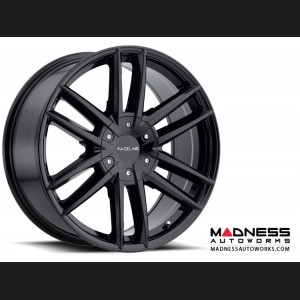 "Jeep Renegade Custom Wheels by Raceline - 158B - 20""x8.5"" - Impulse Black Gloss"