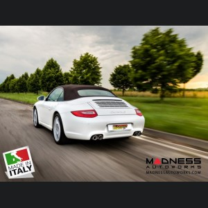 Porsche 911 Carrera/ Carrera S/ Carrera 4S/ Carrera GTS/ Carrera 4 GTS (997) Performance Exhaust by Ragazzon - Evo Line - Dual Exit / Quad Staggered Tips