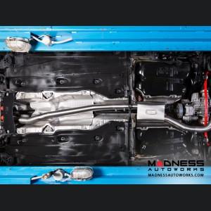 Audi S3 Sportback Quattro Exhaust by Ragazzon - Dual Exit/ QuadTip (2013 - 2016)