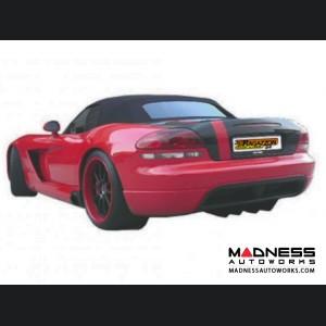 Dodge Viper 8.3L Performance Exhaust by Ragazzon - Evo Line - Dual Exit