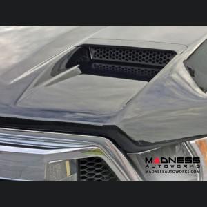 Ford F-150 Functional Ram Air Hood - (2015-2018)
