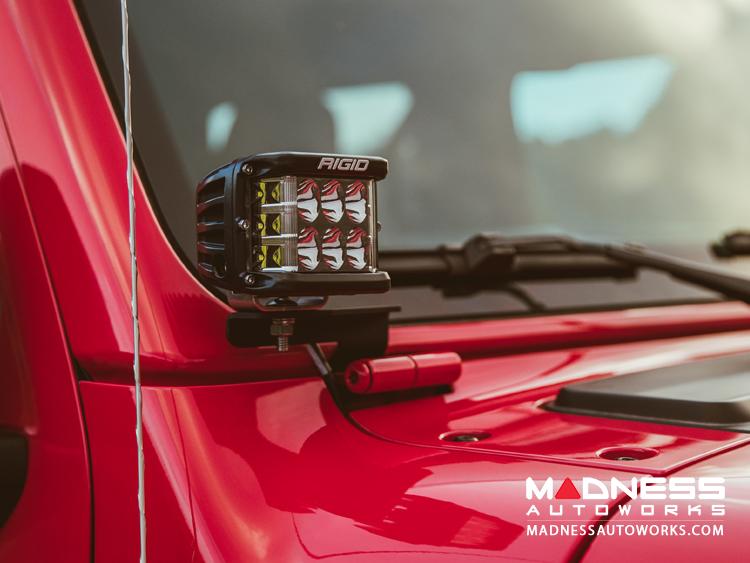 Jeep Wrangler JL A-Pillar Mount