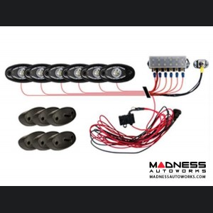 Rock Light Kit by Rigid Industries - Cool White