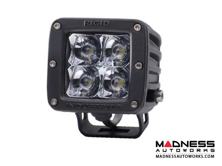 D Series 2x2 LED Flood Light by Rigid Industries (set of 2) - Amber
