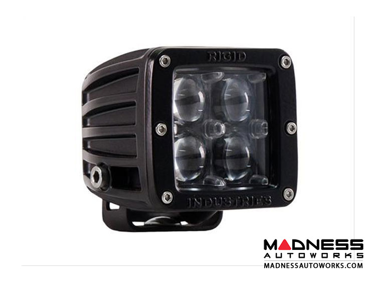 Pair of D2 Hyper Spot Pattern Lights by Rigid Industries (set of 2)
