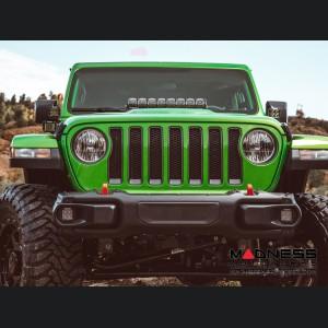 Jeep Wrangler JL Cowl Mount - Fits 2 D-Series