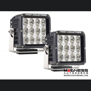 D2 XL Driving Beams by Rigid Industries (set of 2)