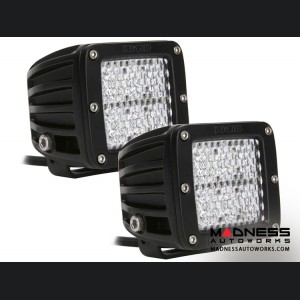 D Series Dually Lights by Rigid Industries - 60 Diffused Pattern