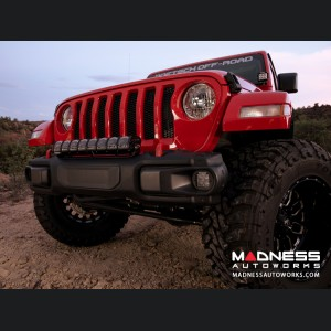 Jeep Wrangler JL Adapt Bumper Mount