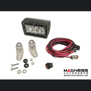 "E Series 4"" LED Light Bar by Rigid Industries - Flood Lighting"