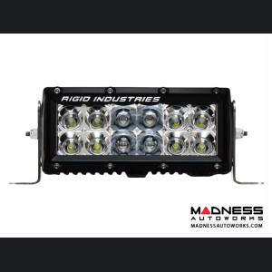 """E Series 6"""" LED Light Bar by Rigid Industries - Spot and Flood Lighting Combo"""