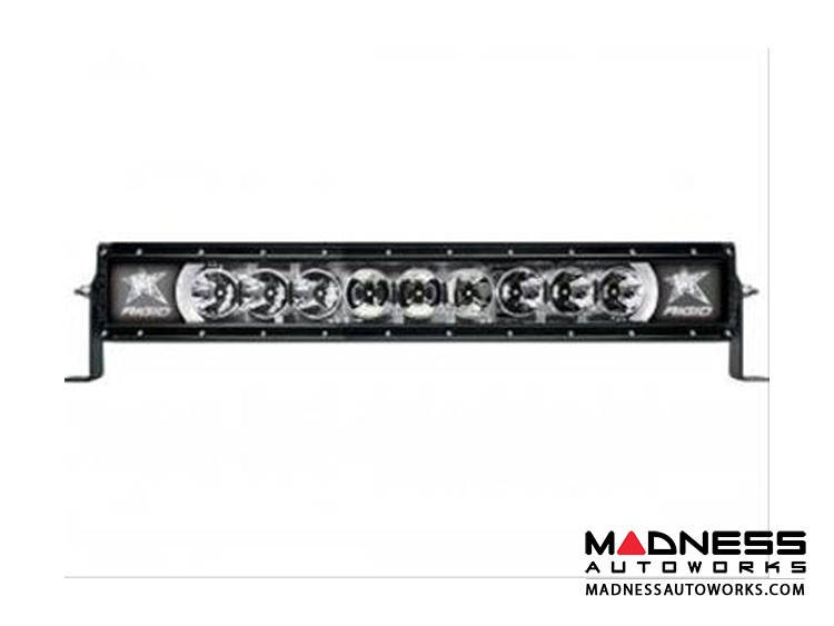 "Radience 20"" LED Light Bar by Rigid Industries - White Backlight"