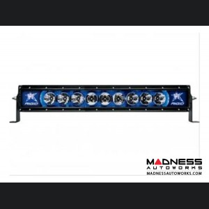 "Radience 20"" LED Light Bar by Rigid Industries - Blue Backlight"