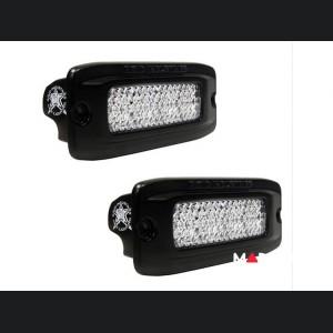 SR Q2 Series LED Flush Mount Lights by Rigid Industries