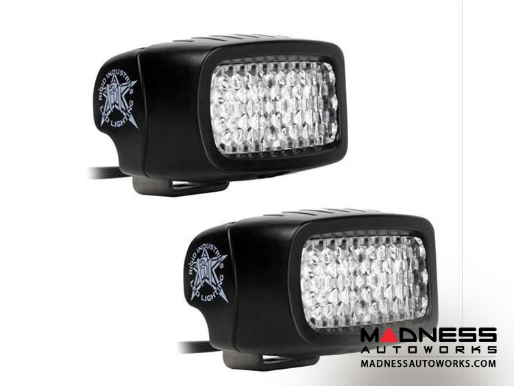 SRM Series Diffused Back Up Light Kit by Rigid Industries