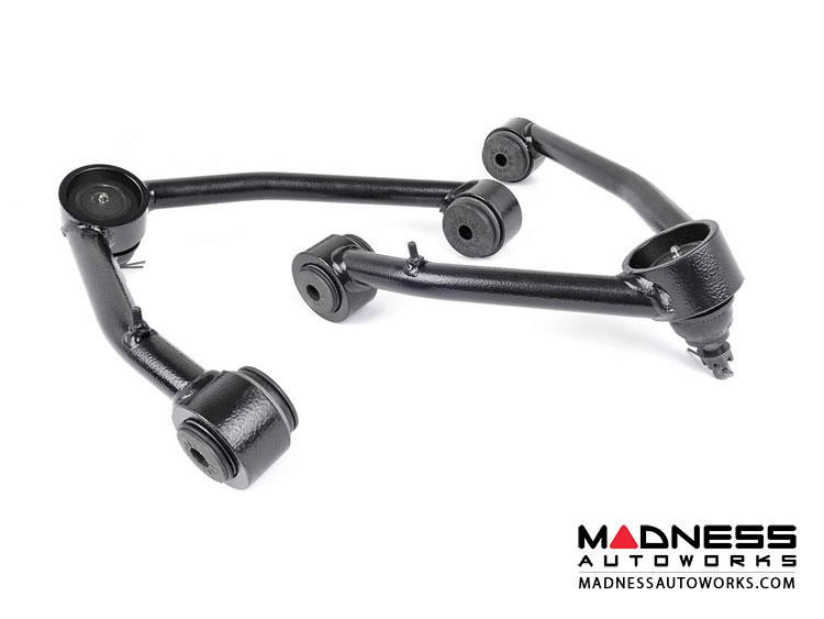 GMC Sierra 1500 Upper Control Arms (2007 - 2014) - Steel Knuckle Model