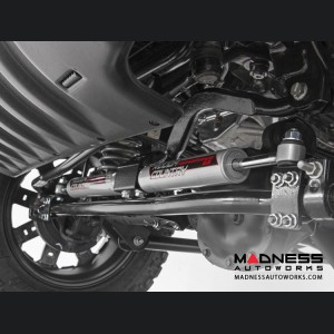 Jeep JK Wrangler Dual Steering Stabilizer (2007 - 2018)