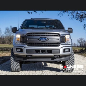 "Ford F-150 Dual LED Grille Kit - Black Series - 10"""