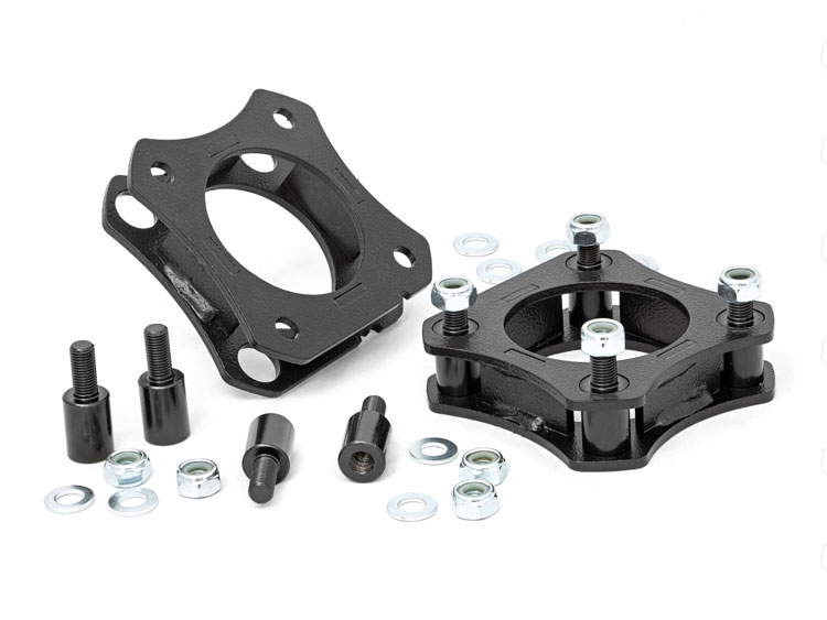 """Toyota Tundra 1.75"""" Leveling Kit by Rough Counrty - 2WD/ 4WD (2007 - 2020)"""