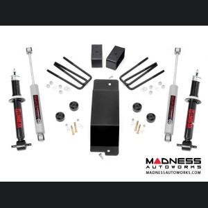GMC Sierra 1500 3.5in Suspension Lift Kit w/ N3 Shocks - 4WD (2007 - 2013)