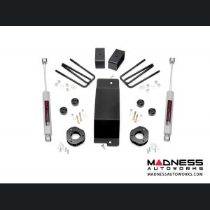 GMC Sierra 1500 3.5in Suspension Lift Kit - 4WD (2007 - 2016)