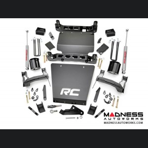 "GMC Sierra 1500 4WD Suspension Lift Kit w/ N2 Shocks - 5"" Lift"