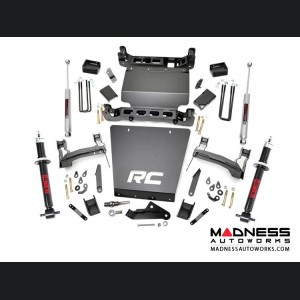 "GMC Sierra 1500 4WD Suspension Lift Kit w/ N3 Shocks & Struts - 5"" Lift"