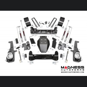 GMC Sierra 3500 5in Suspension Lift Kit - 4WD (2011 - 2018)