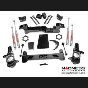 GMC Sierra 2500 6in Suspension Lift Kit (2001 - 2010) - 4WD