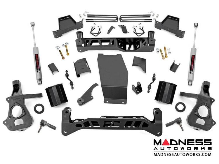 "GMC Sierra 1500 4WD Suspension Lift Kit - 7"" Lift"
