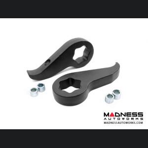 GMC Sierra 2500 1.5in - 2in Leveling Torsion Bar Keys Lift Kit (2011 - 2018)