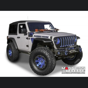 Jeep Wrangler JL Fender Flare Set by Rugged Ridge - Max Terrain