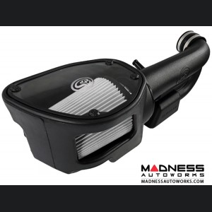 Jeep Wrangler JK Cold Air Intake - Dry Extendable - 3.6L