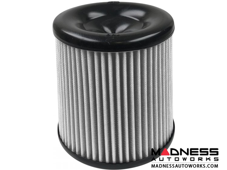 Jeep Wrangler JK Replacement Intake Filter - Dry Extendable
