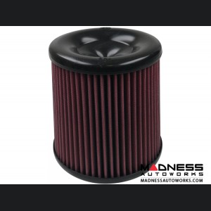 Jeep Wrangler JK Replacement Intake Filter - Cotton Cleanable