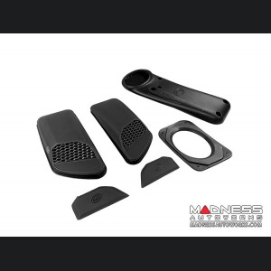 Jeep Gladiator Functional Hood Scoops - for S&B Cold Air Intake
