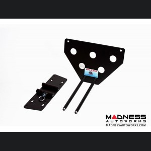 Ford Mustang Roush Stage 1/ 2/ 3 License Plate Mount by Sto N Sho (2013-2014)