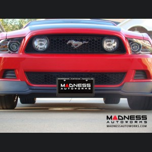 Ford Mustang RTR License Plate Mount by Sto N Sho (2013-2014)