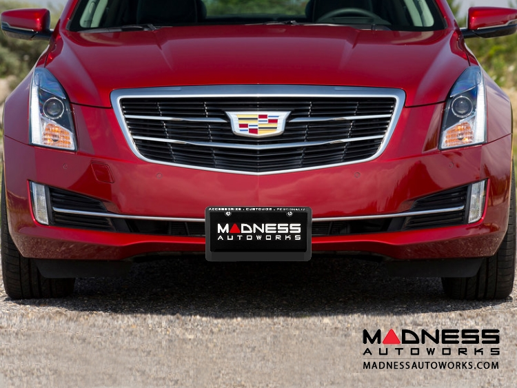 Cadillac ATS License Plate Mount by Sto N Sho (2015-2016)