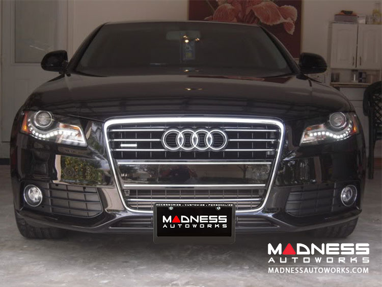 Audi - Audi A4 Turbo S Line License Plate Mount by Sto N Sho (2012 ...