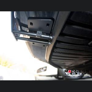 Maserati GranTurismo License Plate Mount by Sto N Sho (2009-2011)