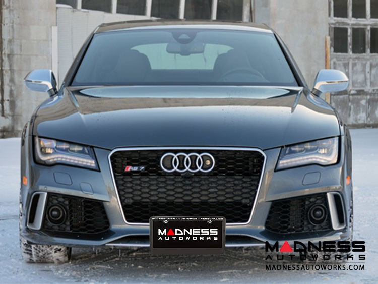 Audi RS7 License Plate Mount by Sto N Sho (2014-2016)